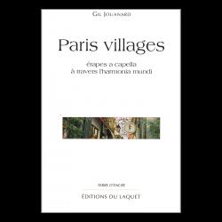 """""""Paris villages"""" de Gil..."""
