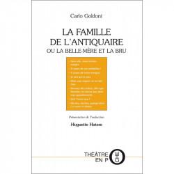 """""""La famille de l'antiquaire..."""