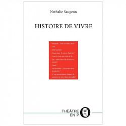 """""""HISTOIRE DE VIVRE"""" de..."""