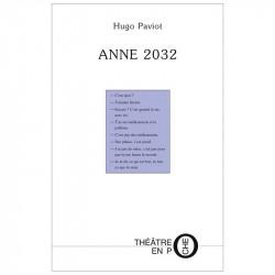 """""""Anne 2032"""" de Hugo Paviot"""