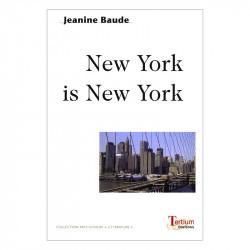 """""""New York is New York"""" de..."""